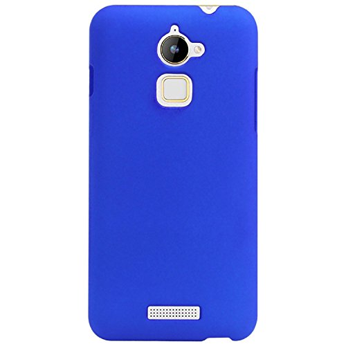 outlet store 1b263 2f07a WOW Imagine™ Rubberised Matte Hard Case Back Cover For COOLPAD NOTE 3 LITE  (5.0 inch) - BLUE