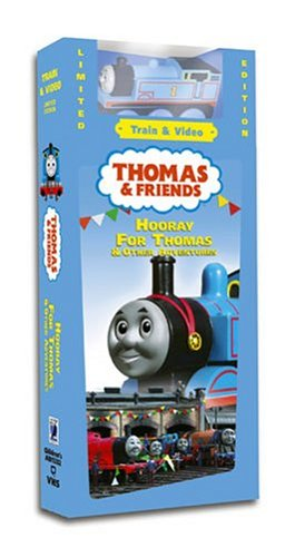 Thomas The Tank Engine And Friends - Hooray for Thomas (W/Toy) [VHS]
