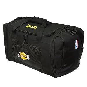Concept 1 Los Angeles Lakers NBA Roadblock Duffle Bag CNO-NBLA5011 by Concept 1