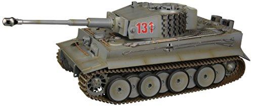708 - Panzer Tiger 1, Maßstab 1/16 mit Infrarot Gefechtsystem 2.4 GHz proportionale Steuerung, wintergrau