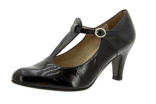 Scarpe donna comfort pelle Piesanto 5207 décolleté scarpe di sera comfort larghezza speciale