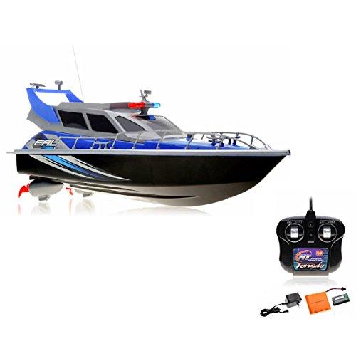 RC-Boot-Schiff-Polizeiboot-Polizeischiff-RC-Kstenwache-Ready-to-Run-430mm-inkl-Akku-und-Fernsteuerung