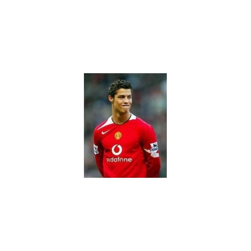 Cristiano Ronaldo Manchester United 8x10 Photograp On Popscreen