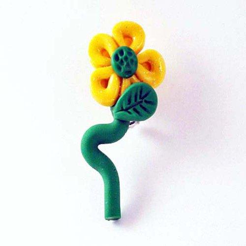 Flower Brooch/Pin