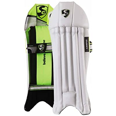 SG Campus Wicket Keeping Leg Guards, Boy's