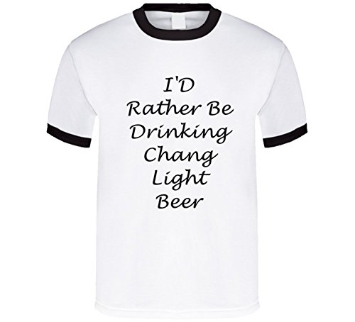 sunshine-t-shirts-id-rather-be-drinking-chang-light-beer-funny-t-shirt-2xl-black-ringer