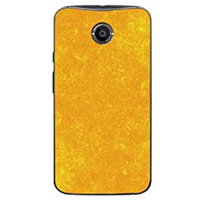 Skin4gadgets Royal English Pastel Colors in Grunge Effect, Color - Bright yellow Phone Skin for MOTO X2 (X+1)