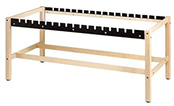 "Diversified Woodcrafts GCT-7236 Side Clamp Glue Bench, 72"" Width x 32"" Height x 36"" Depth"