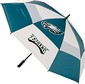 NFL Philadelphia Eagles Vented Canopy Golf Umbrella