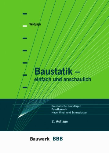 Maret 2013 energietechnik for Baustatik grundlagen