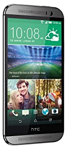 HTC One M8 UK Sim Free Smartphone - Gunmetal Grey
