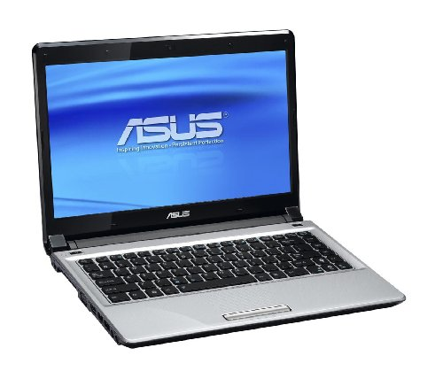 ASUS 14.0型ワイドノートPC UL80AG Windows7搭載モデル シルバー UL80AG-WX010V