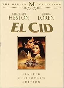 El Cid (Two-Disc Limited Collector's Edition) (The Miriam Collection) [Import]