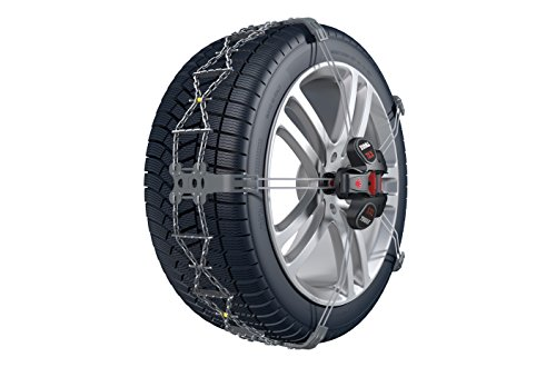 Thule K-Summit XXL K67 Snow Chains, 2 Pieces (Xxl Thule compare prices)
