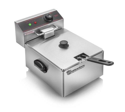 Cuisinairre Single Stainless Steel Deep Fryer