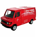 Mercedes Box Van - Parcelforce Worldwide (58404)