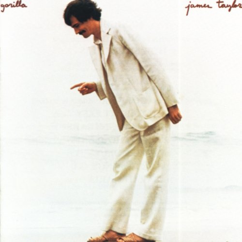 Gorilla (1975) (Album) by James Taylor