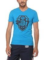 Rivaldi Camiseta Manga Corta Morari (Azul)