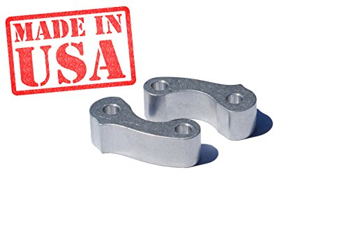Billet Aluminum Latch Pivot for First Gen Tacoma Tundra Rear Quarter Window (Pair) (Extended Cab Window Latch compare prices)
