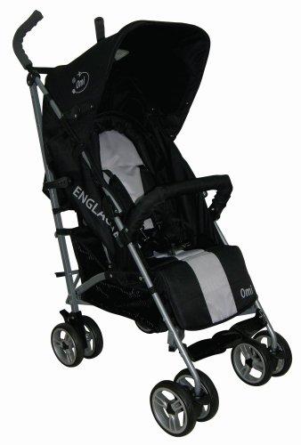 Englacha Omi Stroller Black