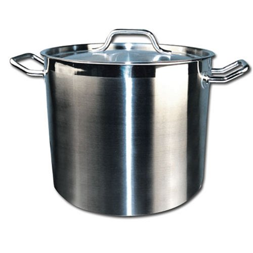 Winware Stainless Steel Stock Pots
