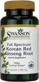 swanson-ginseng-rouge-coreen-panax-ginseng-400mg-90-gelules-racine-entiere-100-pure-naturelle-comple