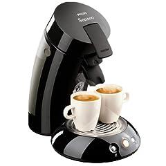 Philips HD 7810/60 Kaffeeautomat Senseo II schwarz