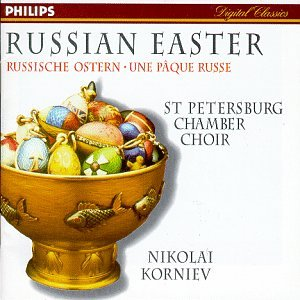 Conductor if russian easter