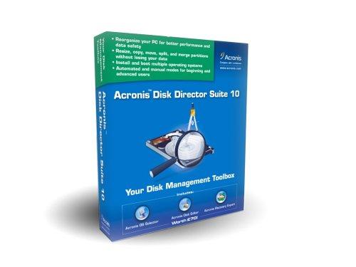 Disk Director 10