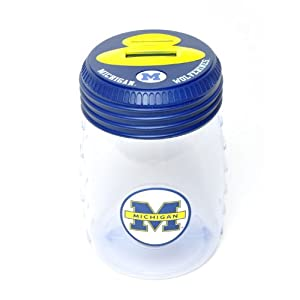 Summit Collegiate Money Jar - University Of Michigan