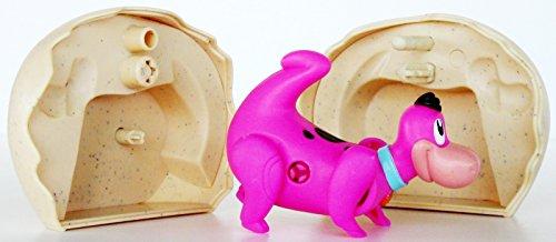2000 Burger King Kids Meal Toy: The Flintstones Viva Rock Vegas- Puppy Dino Breaks Out - 1