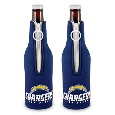 San Diego Chargers Bottle Koozie 2-Pack