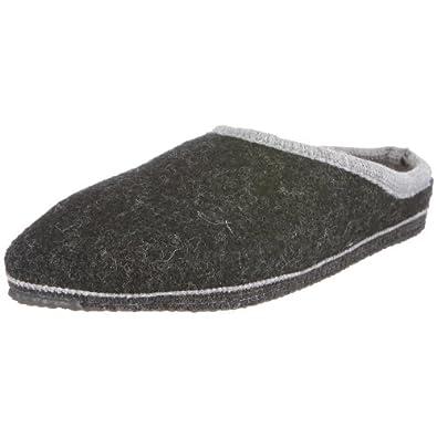 Kitz-Pichler Bio Fit, Unisex-Erwachsene Pantoffeln, Grau (kohle 2284), 36 EU (3.5 Erwachsene UK)