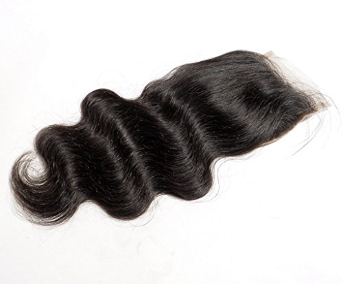Danolsmann-Hair-Top-Lace-Closure-6A-Malaysia-Virgin-Human-Hair-Body-Wave-44-Lace-Closure-Piece-10-26-Free-Part-Unprocessed-Natural-Color-Virgin-Malaysia-Hair-Closure