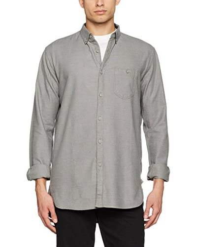 TOM TAILOR Denim Camicia Uomo [Blu]