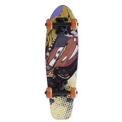 Buy Disney Cars Kid's Speed McQueen Wood Cruiser Skateboard, 21-Inch by Disney