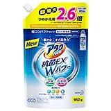 アタックNeo 抗菌EX Wパワー スパウトパウチ つめかえ用 950g 生活用品 インテリア 雑貨 日用雑貨 洗濯洗剤 [並行輸入品]