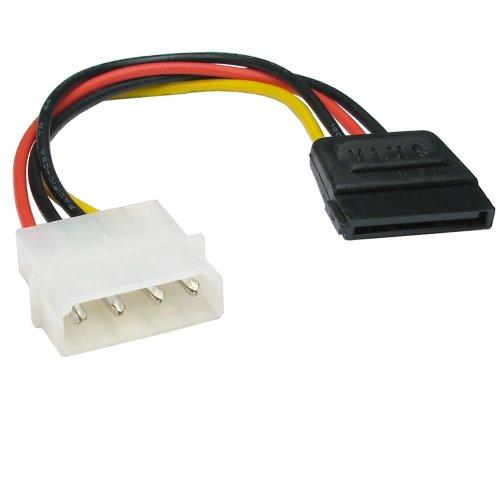 SATA Strom Konverter Kabel LP4 Molex Zum SATA Strom Adapter Anschlusskabel