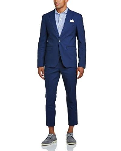 Selected Homme Americana Hombre Danburite Azul