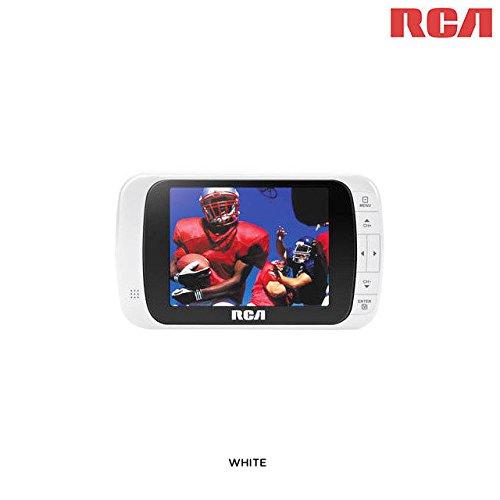 Rca Dht235A 3.5-Inch Portable / Handheld Led-Lit 720P 60Hz Tv (White)