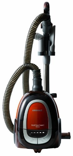 Bissell 1161 Hard Floor Expert Deluxe Canister Vacuum - Corded (Canister Vacuums For Carpets compare prices)
