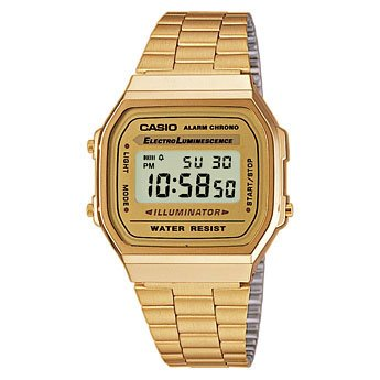 Casio Men's Dress watch #A168WG9