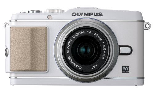 Olympus PEN E-P3 12.3 MP Live MOS Interchangeable