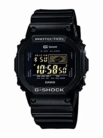 [カシオ]Casio 腕時計 G-SHOCK Bluetooth ver4.0対応 GB-5600B-1BJF メンズ