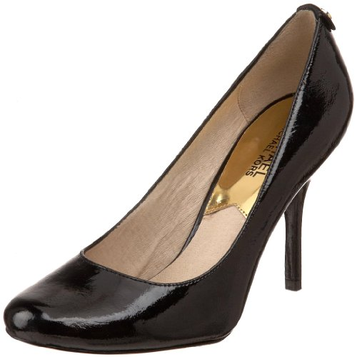 Michael Michael Kors Women'S Pressley Pump,Black Patent,7 M Us