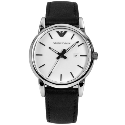Reloj Emporio Armani Luigi Ar1695 Mujer Blanco