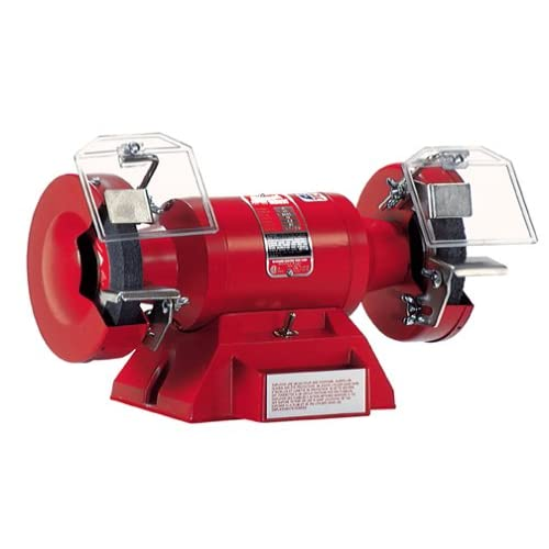 Milwaukee 4931 3 8 Amp Bench Grinder With Lighted Eye