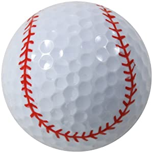 Buy Chromax Baseball Odd Balls, Pack of 3 by Chromax