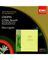 Chopin : Valses n° 1-14