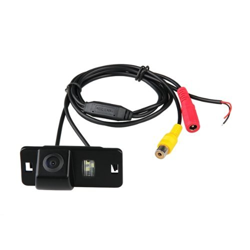 Waterproof 170°Night Vision Color Car Rear View Back Up Camera For Bmw E39 E46